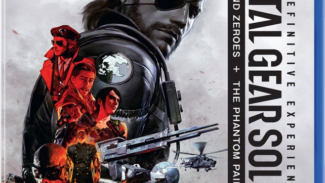 Metal Gear Solid 5: The Definitive Experience Announced