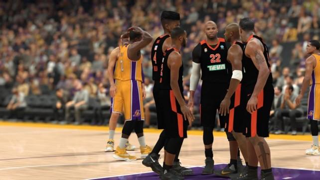 NBA2K17 Review