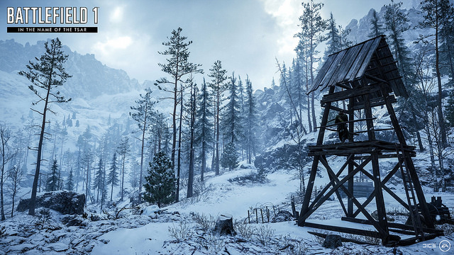 Battlefield 1: In the Name of the Tsar Expansion Detailed